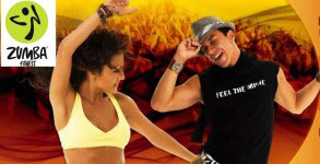 Body fit met Zumba